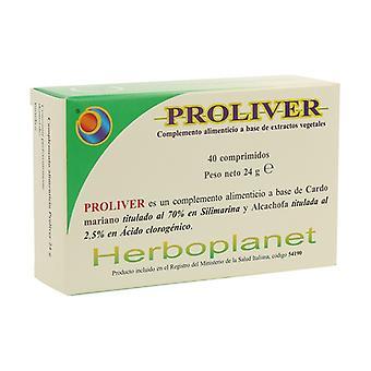 Proliver 24g 40 tablets