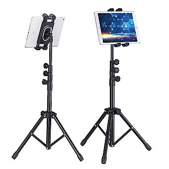 Retractable Tablet Tripod Floor Stand