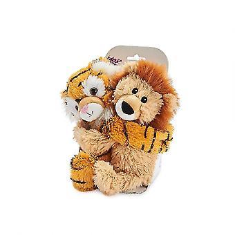 Warmies meleg Hugs Microwaveable Soft ennivaló játék levendula illata-különböző