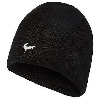 Sealskinz Men's Waterproof Beanie Hat Black