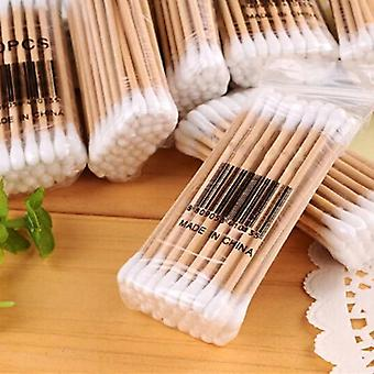 Disposable Cotton Swab For Ear And Jewelry Cleaning