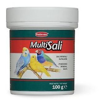 Padovan Multisali (Birds , Supplements)