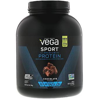 Vega, Sport Premium Protein, Chocolate, 4 lb (5.9 oz)