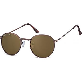 Sunglasses Unisex Cat.3 Copper/Brown (S92D)