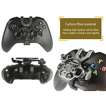 Portable Mini Racing Auxiliary Gamepad - 3d Steering Wheel For Xbox One X / Xbox One S / Elite Controller