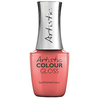 Artistic Colour Gloss Cool As It Gets 2020 Summer Gel Polish Collection - Summer Stunner (2700265) 15ml