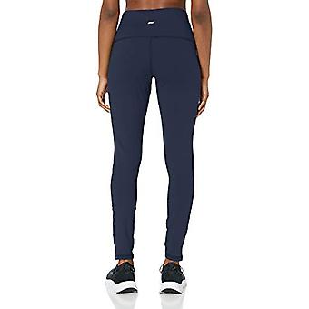 Essentials Womenăs Studio Sculpt High-Rise Full Length Yoga Legging, N...