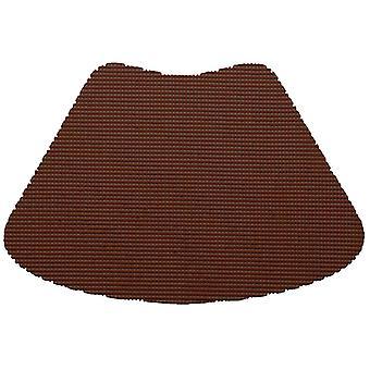 Fishnet Chocolate Wedge Placemat Dz.