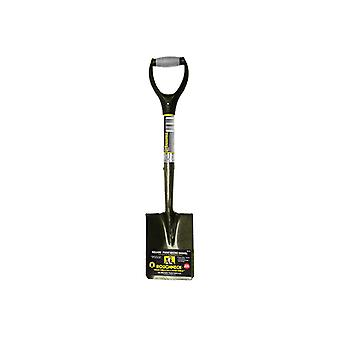 Roughneck Micro Shovel Square Point 685mm (27in) Handle ROU68006
