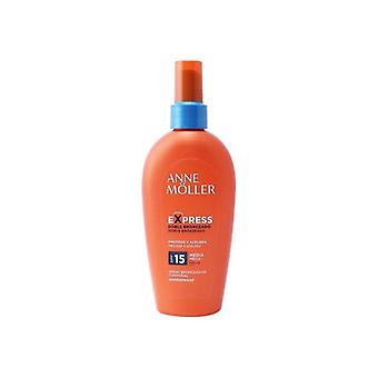 Spray tanning Express Anne Möller LSF 15 (200 ml)