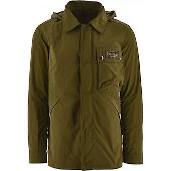 Belstaff Khaki Weekender Jacket