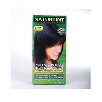 Naturtint - tinta de cabelo azul preto 2:1 150ml