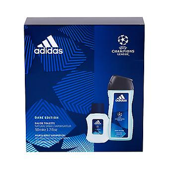Giftset Adidas Dare Edition Edt 50ml + Żel pod prysznic 250ml
