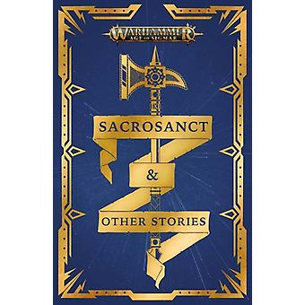Sacrosanct  Other Stories by Werner & C L