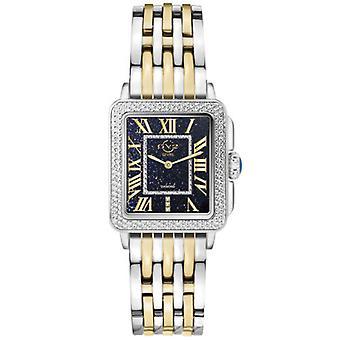 GV2 von Gevril Padova Frauen's 12314B Schweizer Quarz Diamanten Limited Edition Uhr