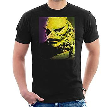 The Creature From The Black Lagoon Head Men's T-Shirt