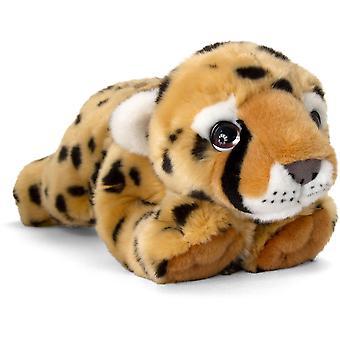 Keel Signature Cuddle Wild Cheetah 32cm