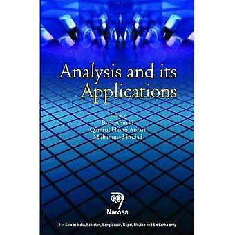 Analysis and Its Applications