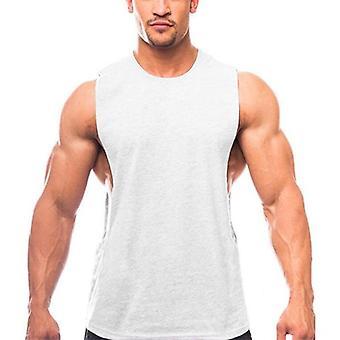 Kevät / Kesä Slim Bodybuilding Top
