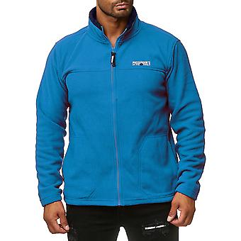 Mens Fleece Jacket Newton Workwear transitoire veste Outdoor Trekking