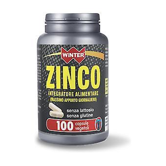 Zinc 100 capsules