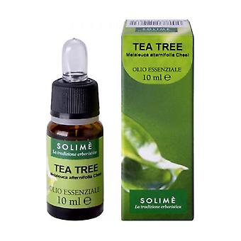 Tea tree oil and free 10 ml of essential oil