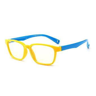 Baby Anti-blue Light Glasses For, Soft Frame, Goggle Plain Silicone Eyewear