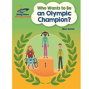 Reading Planet - Who Wants to be an Olympic Champion? - White: Galaxy