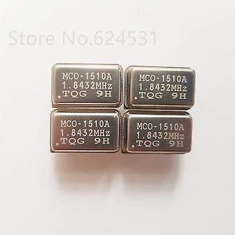 1.8432m 1.8432mhz In-line Aktiver Kristall Osc Dip-4 Rechteckige Uhr