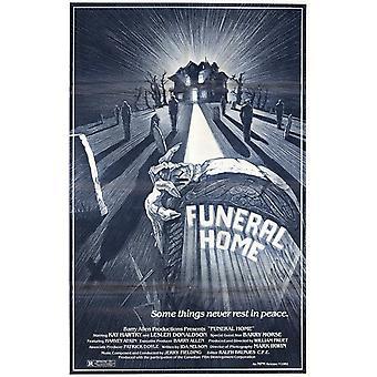 Hautaustoimiston elokuvajuliste (11 x 17)