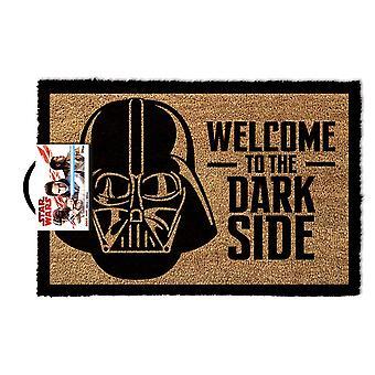 Star Wars tervetuloa Pimeän puolen ovimattoon