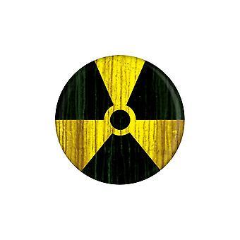 Grindstore Radioactive Badge