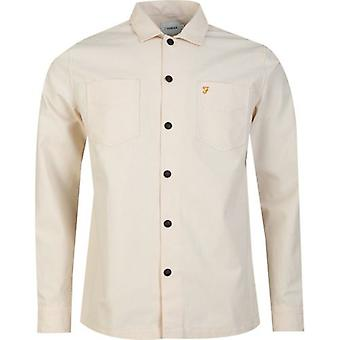 Farah Miller Canvas Overshirt