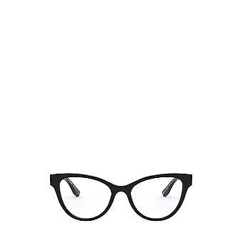 Miu Miu MU 01TV musta naisten silmälasit