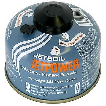 Jetboil Jetpower Fuel Canister - 100g Blue