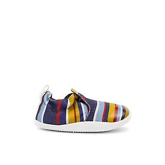BOBUX First Shoes Bobux Scamp Navy Stripe