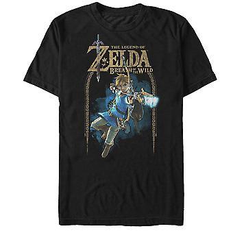 Nintendo Legende van Zelda Breath of the Wild Arch T-Shirt