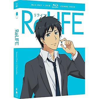 Relife: Season One [Blu-ray] USA import