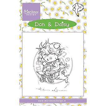 Znaczki projektowe Marianne Don & Daisy&s Skoki z psem Dds3350