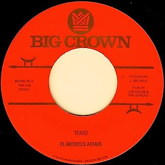 Michels Affair - Tearz / Verbal Intercourse [Vinyl] USA import