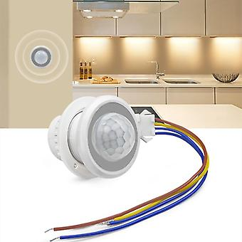 Time Delay Adjustable Highly Sensitive Auto On/off Pir Infrared Motion Sensor