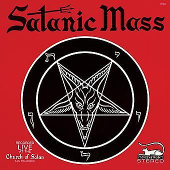 Lavey,Anton - Satanic Samlas (Blodstänk Viny) [Vinyl] USA import