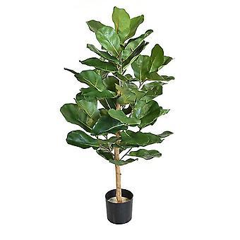 Kunstig Lyrata Royal kunstig plante 90 cm