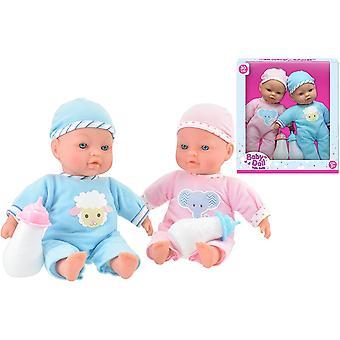 Baby Doll 31cm Soft Body Twin Dolls