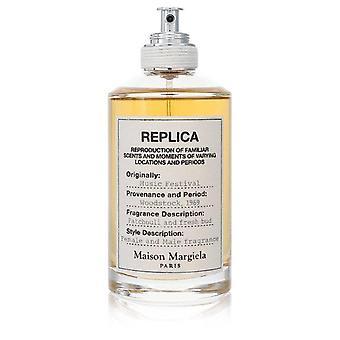 Replica Music Festival Eau De Toilette Spray (Unisex Tester) Tekijä Maison Margiela 3.4 oz Eau De Toilette Spray