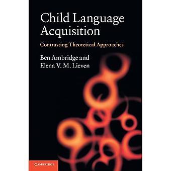 Tilegnelse af børnesprog: Modstridende teoretiske tilgange