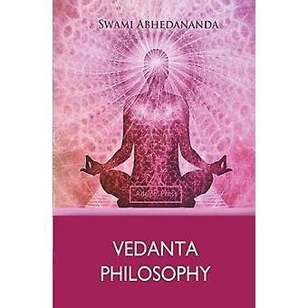 Vedanta Philosophy by Swami Abhedananda - 9781787247406 Book