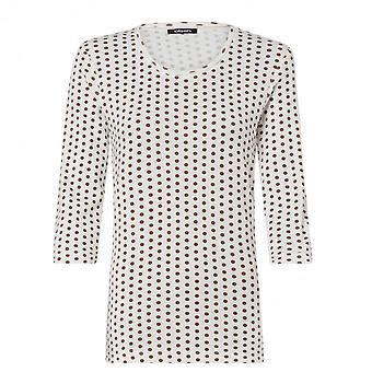 OLSEN Olsen White T-Shirt 11103836