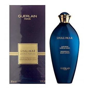 Guerlain Shalimar Sensationelle Körperlotion 200 ml