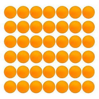 150pcs weiß gelb Kugeln Praxis Ping Pong Ball